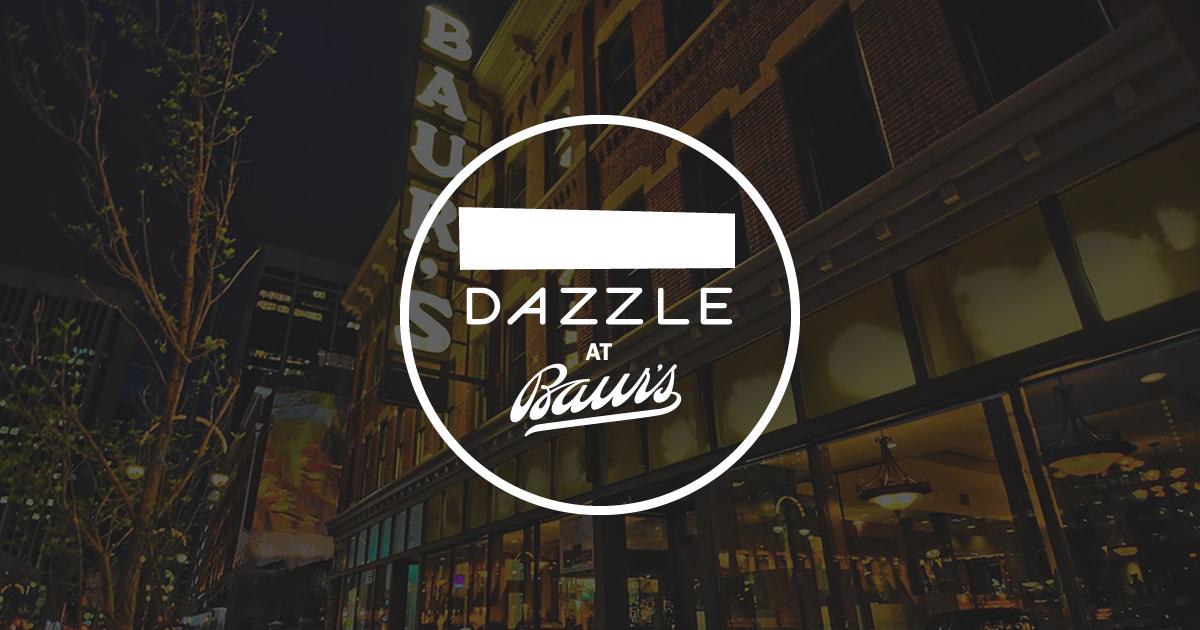Dazzle at Baur's