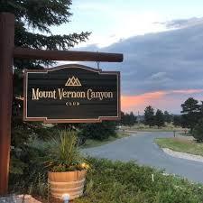 Mount Vernon Canyon Club