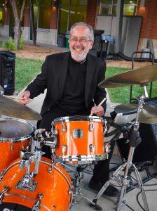 Jim Moore – Drums