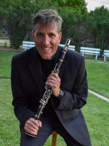 Roger Campbell – Clarinet/Leader
