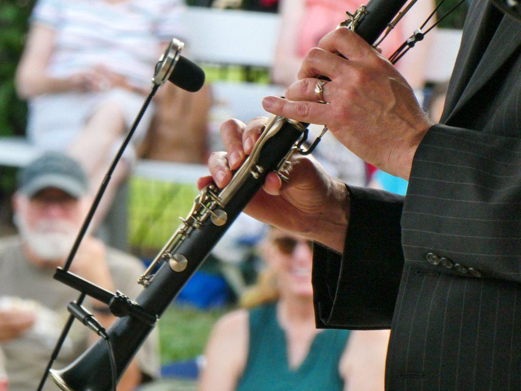 Swingin Clarinet